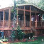 Raleigh Remodeling Deck Construction