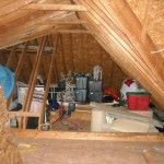 Raleigh Remodeling Residential Attic