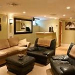 raleigh remodeled basement